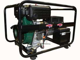 Dunlite 6.8kVA Diesel Generator with Electric Start - picture19' - Click to enlarge