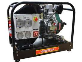 Gentech 6.8kVA Mine Spec Generator, Lister Petter Engine - picture19' - Click to enlarge