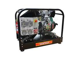 Gentech 6.8kVA Mine Spec Generator, Lister Petter Engine - picture1' - Click to enlarge