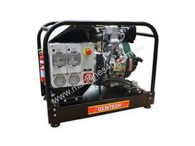 Gentech 6.8kVA Mine Spec Generator, Lister Petter Engine - picture3' - Click to enlarge
