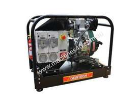 Gentech 6.8kVA Mine Spec Generator, Lister Petter Engine - picture13' - Click to enlarge