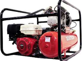 Gentech 7kVA 4 in 1 Welder Generator Workstation, powered by Honda - picture0' - Click to enlarge