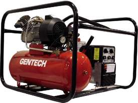 Gentech 7kVA 4 in 1 Welder Generator Workstation, powered by Honda - picture20' - Click to enlarge