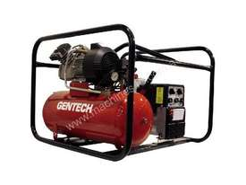 Gentech 7kVA 4 in 1 Welder Generator Workstation, powered by Honda - picture2' - Click to enlarge