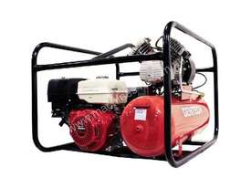 Gentech 7kVA 4 in 1 Welder Generator Workstation, powered by Honda - picture4' - Click to enlarge