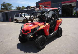 2013 Can-Am Commander All-Terrain Vehicle AUCTION