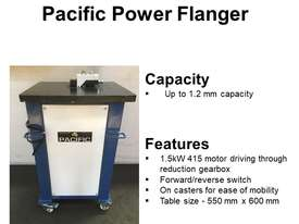 Pacific Power Flanger - picture3' - Click to enlarge