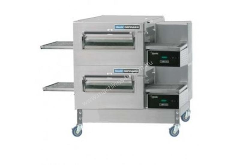 LINCOLN Impinger Gas Production Conveyor Pizza Oven 3255-2