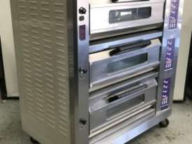 F.E.D High Performance Pizza Deck Oven - picture0' - Click to enlarge