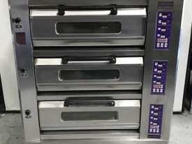 F.E.D High Performance Pizza Deck Oven - picture1' - Click to enlarge