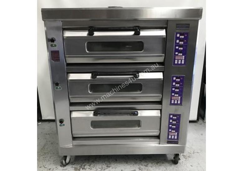 F.E.D High Performance Pizza Deck Oven