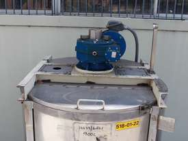 Water Jacketed Tank - picture1' - Click to enlarge