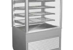 Cossiga SD4AB12 Dimension Square Profile Ambient Food Display