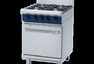 Blue Seal Evolution Series G504B - 600mm Gas Range Static Oven