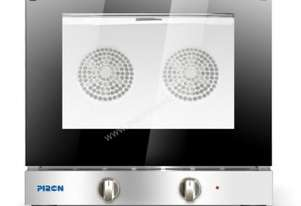 PIRON PF5004F 4 x 480x345 Tray Convection Oven