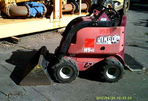 dingo K9-4 diesel 1300 hrs , ex local gov , gp bucket