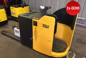Ex-demo battery electric pallet truck