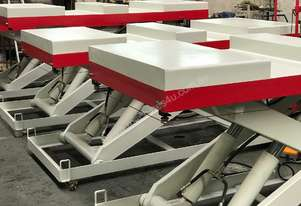 RHINO Heavy Duty Scissor Lift Table 3000x1000 **IN STOCK**