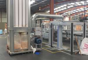Econo 8000 Dust Collector - Self Cleaning Reverse Pulse