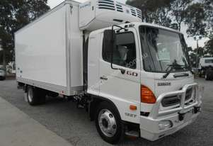 Hino GD 1227-500 Series Refrigerated Truck