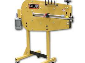 Baileigh Bead Roller (Jenny & Swage) - BR-16E-36EV, 1.6mm Capacity m/s, 915mm Throat, - picture0' - Click to enlarge