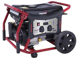 Powermate WX 3200 by PRAMAC � Portable Petrol Generator - 2950 Watts Max - picture0' - Click to enlarge