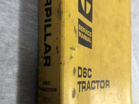 used caterpillar d6c earthmoving machinery manuals in bentley park rh machines4u com au D6C Dozer Final-Drive Caterpillar D6C Parts