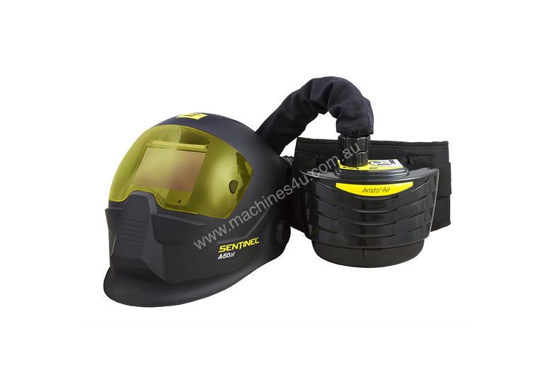 Perkins Auto Sales >> New 2018 Esab ESAB SENTINEL A50 AUTO DARKENING WELDING HELMET with ARISTO AIR PAPR SYSTEM Face ...