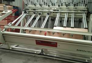 3MT x 16 Row ROTARY CLAMPING PRESS