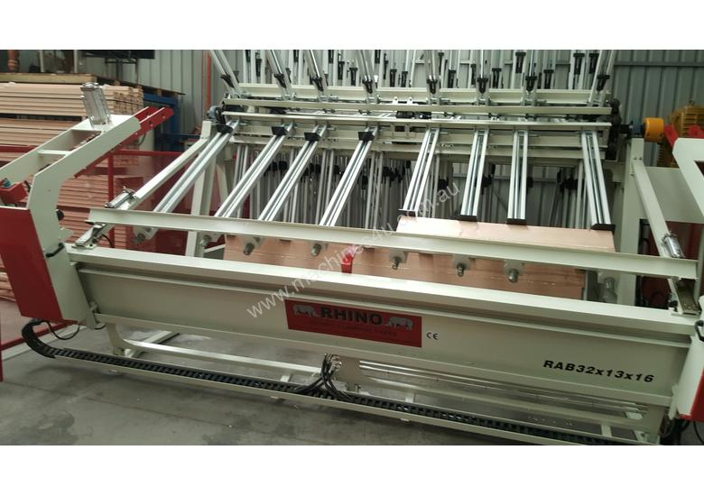 3MT x 16 Row ROTARY CLAMPING PRESS *ON SALE IN STOCK*