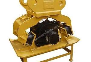 PC200 EXCAVATOR COMPACTOR PLATE