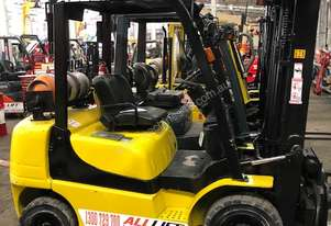 Yale glp-25rk Counterbalance Forklifts - New and Used Yale
