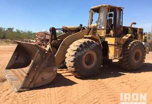 1993 (unverified) Cat 970F Wheel Loader - Parts Only