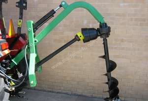 Field Chief HYDRAULIC POST HOLE DIGGER