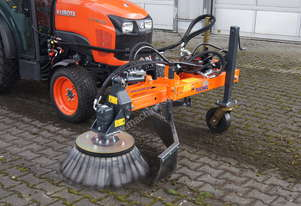 Tuchel Hydraulic Sweep WB750 Road Sweeper Brush