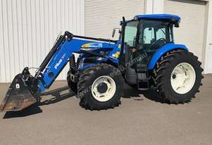 New Holland TD5.90 Tractor Loader