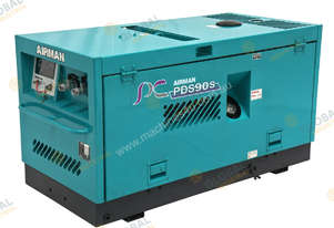 Used Airman air compressor Perth