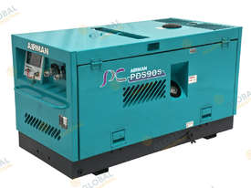 Used Airman air compressor Perth - picture0' - Click to enlarge