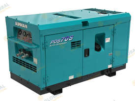Used Airman air compressor Perth - picture1' - Click to enlarge