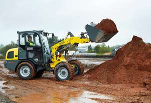Wacker Neuson WL34 Articulated Wheel Loader