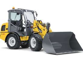 WL34 Articulated Wheel Loader - picture2' - Click to enlarge