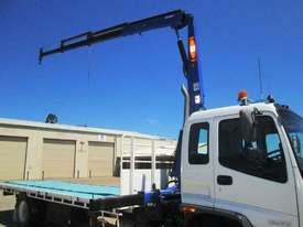 Isuzu FVD950 Crane Truck Truck - picture1' - Click to enlarge