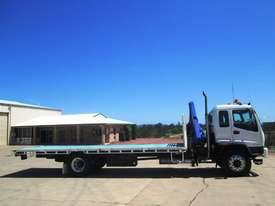 Isuzu FVD950 Crane Truck Truck - picture2' - Click to enlarge
