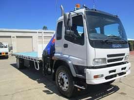 Isuzu FVD950 Crane Truck Truck - picture10' - Click to enlarge