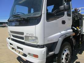 Isuzu FVD950 Crane Truck Truck - picture13' - Click to enlarge