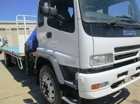 Isuzu FVD950 Crane Truck Truck - picture14' - Click to enlarge