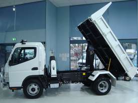 Fuso Canter 815 Tipper Truck - picture2' - Click to enlarge