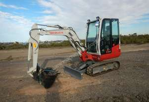 Unused 2017 Takeuchi TB230 Excavator