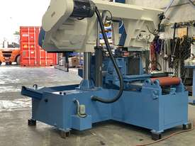 520mm Heavy Duty Twin Column Bandsaw  - Full Auto - NC Control & Bundle Clamping - picture12' - Click to enlarge