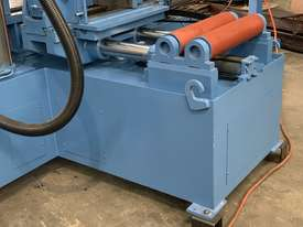 520mm Heavy Duty Twin Column Bandsaw  - Full Auto - NC Control & Bundle Clamping - picture11' - Click to enlarge